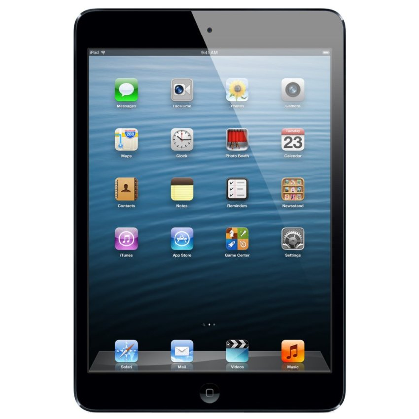 Apple iPad Mini WiFi - 16 GB – Hitam