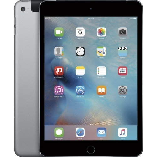 Apple iPad Mini4 Cellular 7.9' 64 GB - AbuAbu