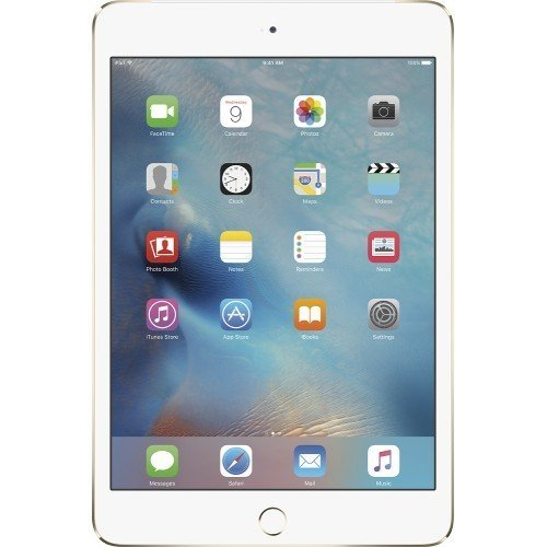 Apple iPad Mini4 Cellular 7.9' 64 GB - Gold