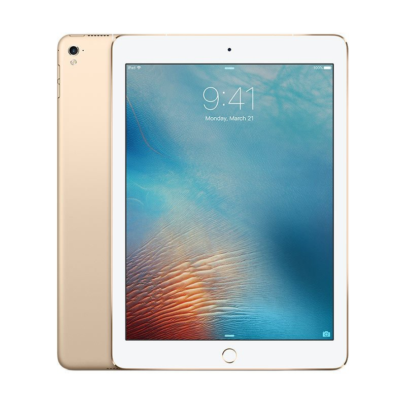 Apple Ipad pro 9.7 inch 32GB WIFI + CELL Gold