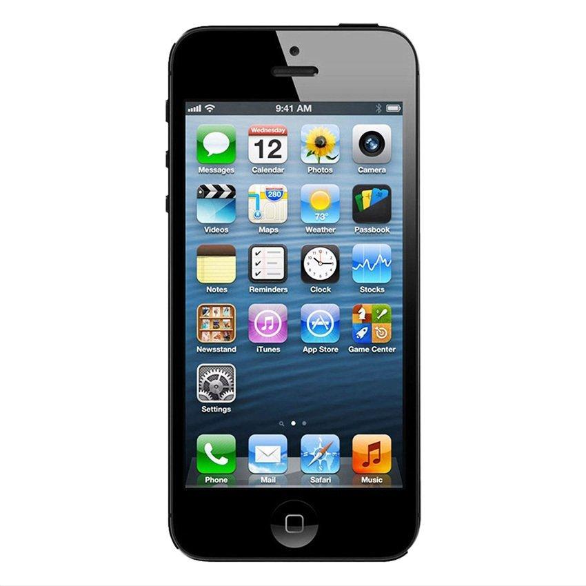 Apple iPhone 5 32GB Garansi Resmi - Black