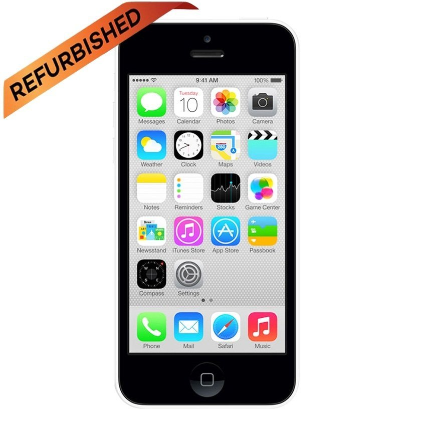 Apple iPhone 5C - 16 GB - Putih