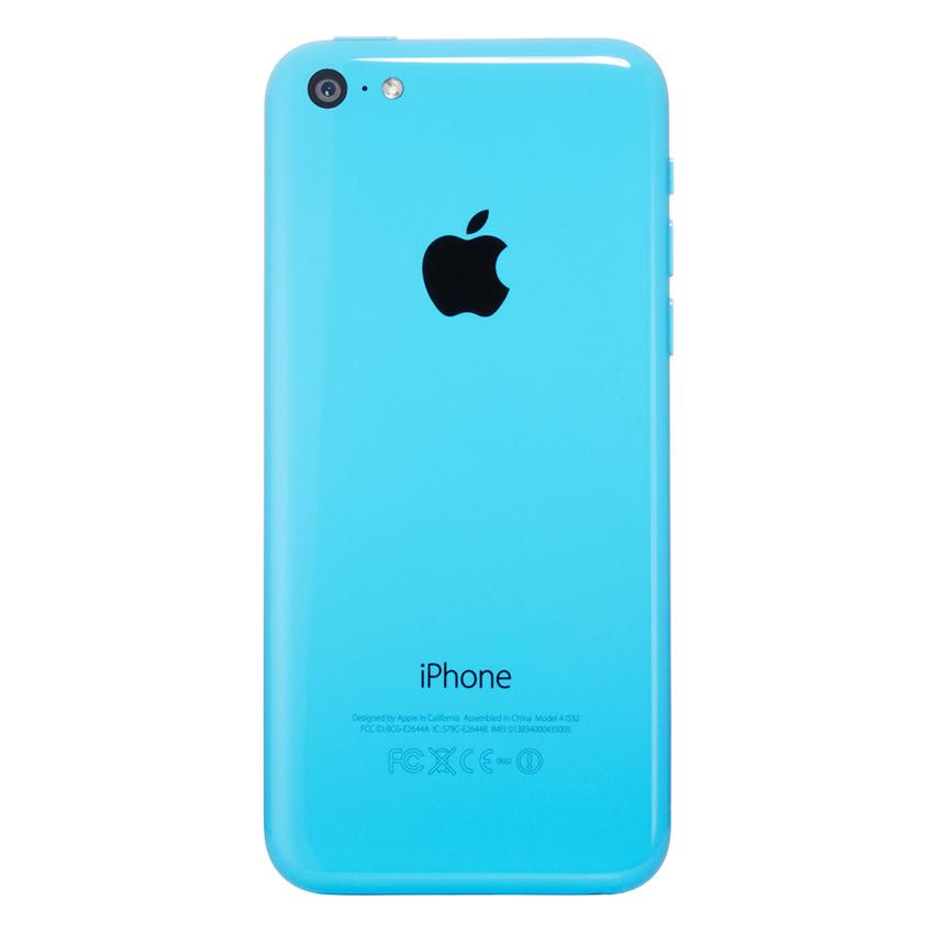 Apple iPhone 5C - 32 GB - Biru - Grade A + Gratis Tempered Glass - Power Bank 20000mAH