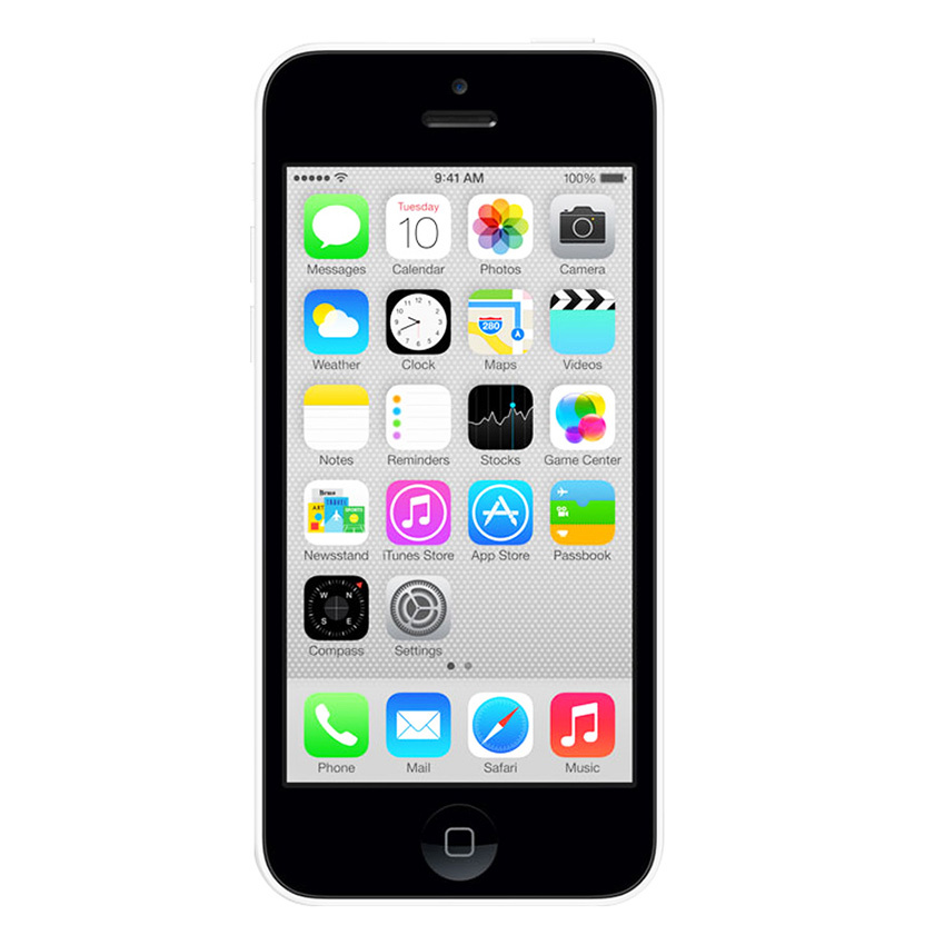 Apple iPhone 5C - 32 GB - Putih - Grade A
