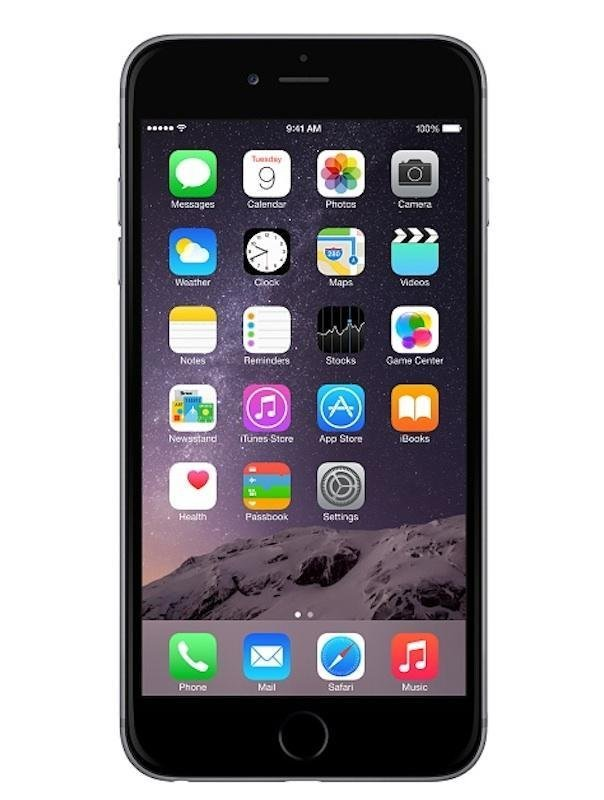 Apple - Iphone 6 - 128GB - Space Gray