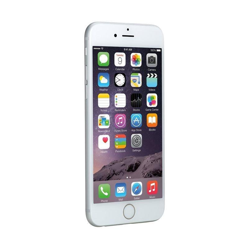 Apple iPhone 6S - 64 GB - Silver