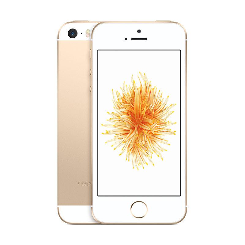 Apple iPhone SE - 16 GB - Gold