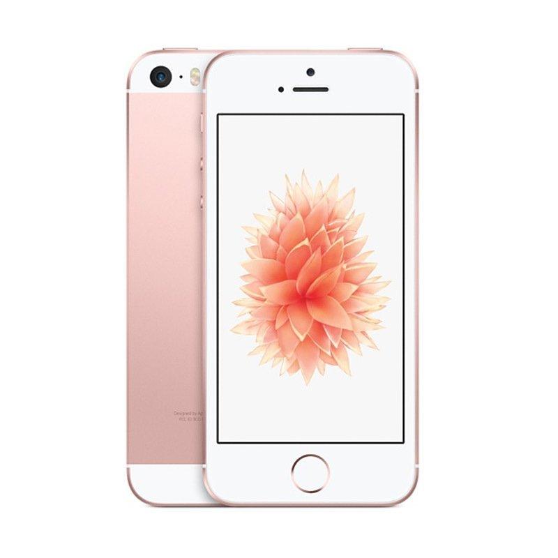 Apple iPhone SE - 16 GB - Rose Gold