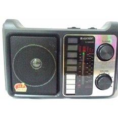Asatron R-1028 Radio USB / SD MP3 Player + Karaoke