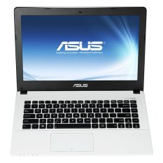 "Asus A455LF-WX042D - 4GB Ram - Ci5-5200U - 14"" - Putih"