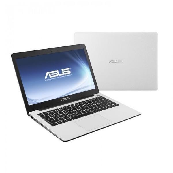 "Asus A455LF-WX052D - 2GB RAM - Intel Core i3-4005U - 14"" - Putih"