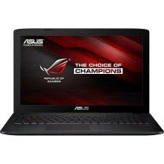 "Asus ROG G501VW-FY173T - 15.6"" - Intel Core i7 6700 - RAM 8GB - Hitam"