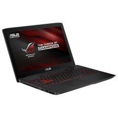 "Asus ROG GL552VX-DM018D - 15.6"" - Intel Core i7-6700HQ - RAM 4GB - Hitam"