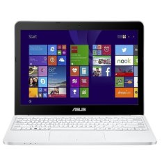 "Asus X205TA - 2GB - Intel Quad-Core Atom - 11.6"" - Putih"
