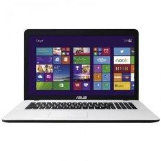 """ASUS X453SA - Intel DualCore N3050 - RAM 2GB - 14""""LED - WX002D - Putih"""
