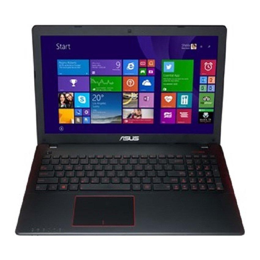 """Asus X550JX-XX031D - RAM 4GB -  i7 4720HQ - 15.6"""" - Black"""