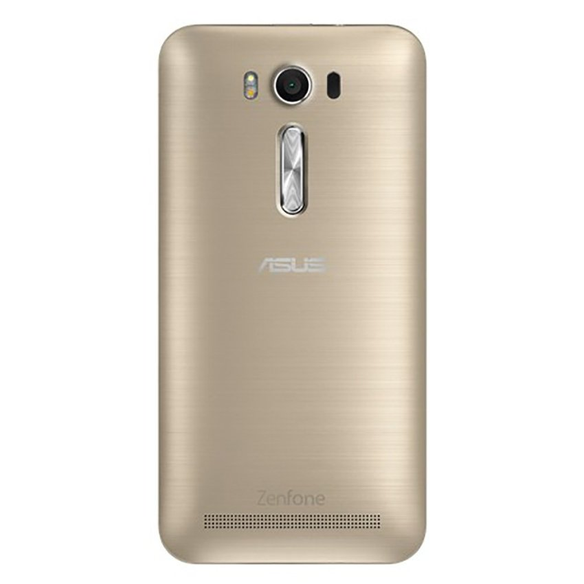 Asus Zenfone 2 Laser ZE500KG 3G - 16GB - Gold + Bonus MMC 8GB & Tempered Glass