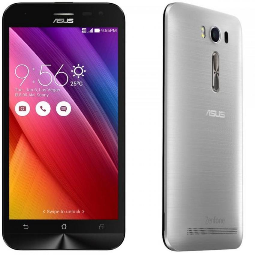 Asus Zenfone 2 Laser ZE500KG - 8GB - Silver