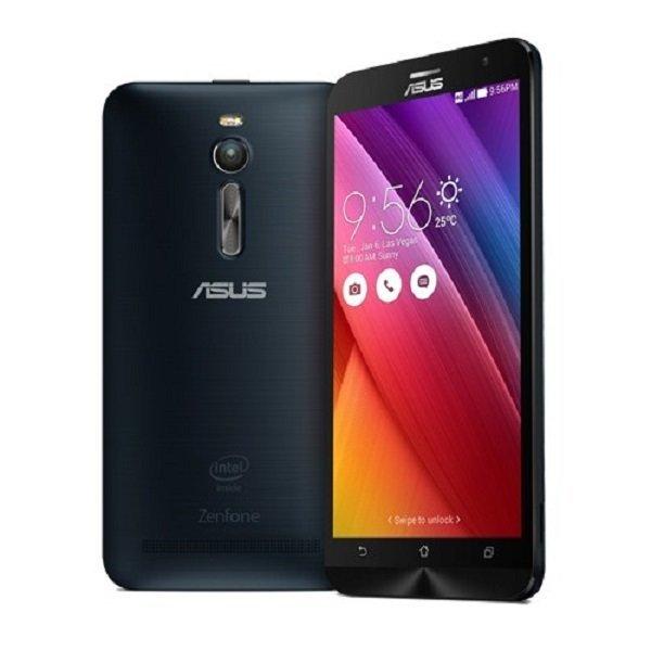 Asus Zenfone 2 ZE550 ML - ROM 16GB - RAM 2GB - Hitam + Bonus Micro SD 8GB