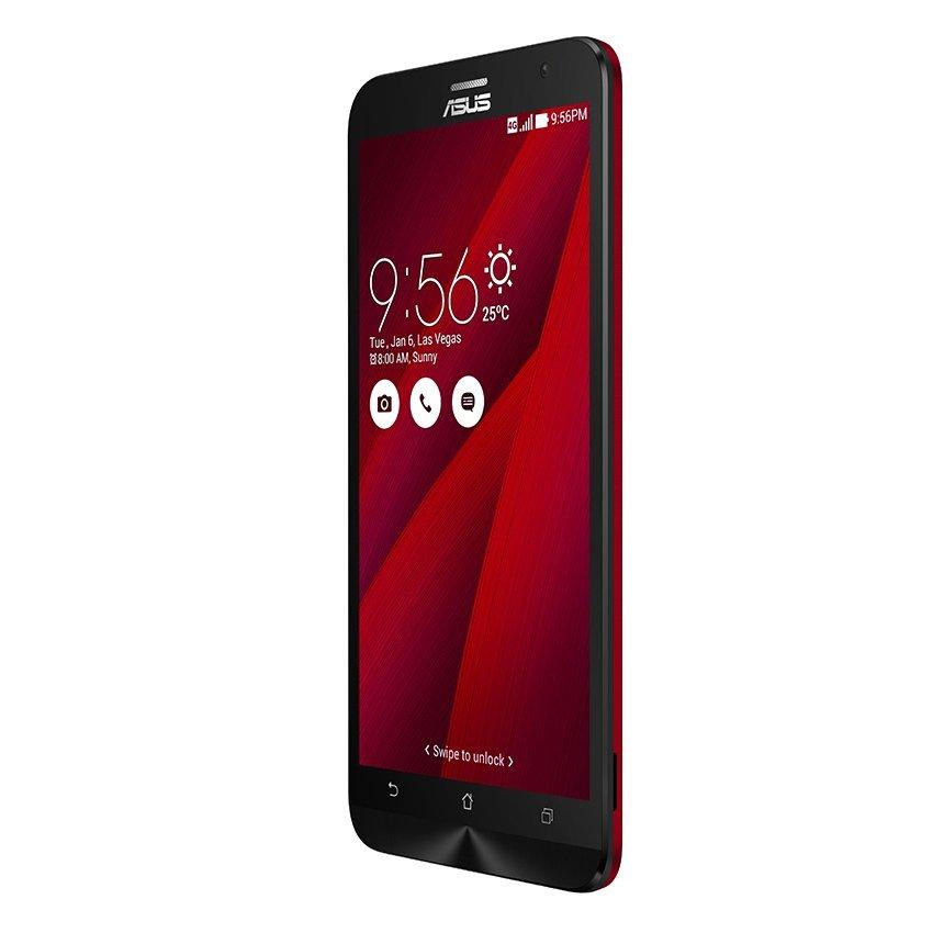 Asus Zenfone 2 ZE551ML - 32GB - Merah - 4GB RAM