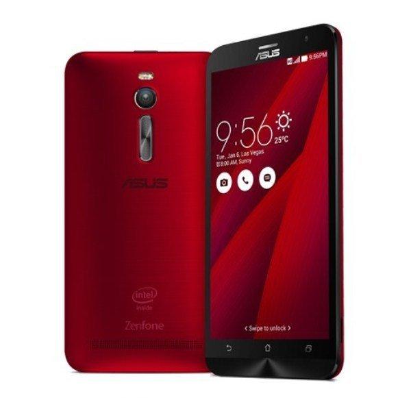 Asus Zenfone 2 ZE551ML-6C205ID - 32 GB - Merah