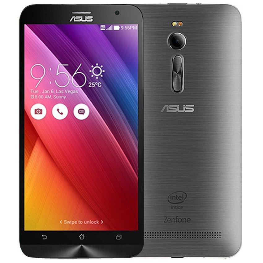Asus Zenfone 2 ZE551ML RAM 4GB - Memory 32GB - Silver