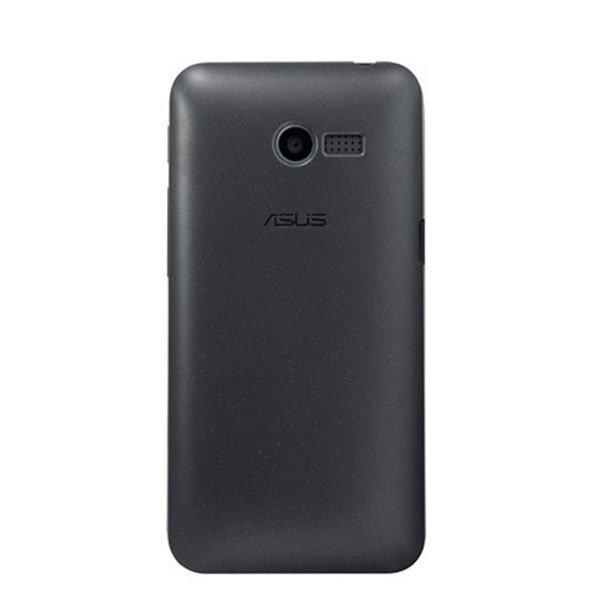 Asus Zenfone 4 Bumper Case Original - Transparan Hitam