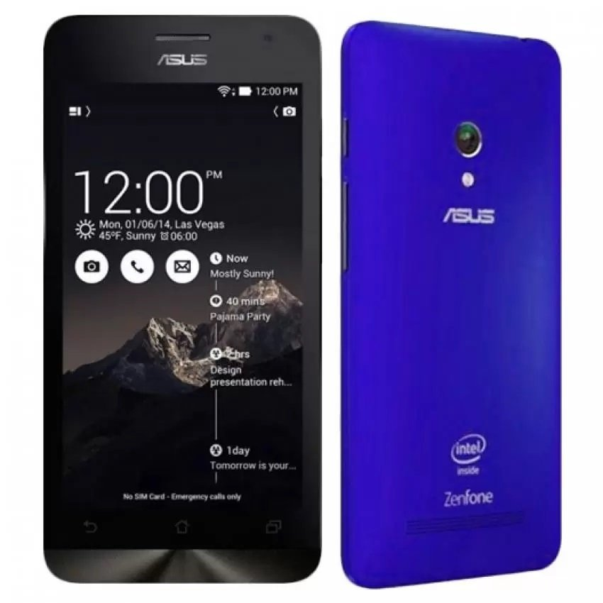 Asus Zenfone 4c - 8GB - RAM 2GB - Biru
