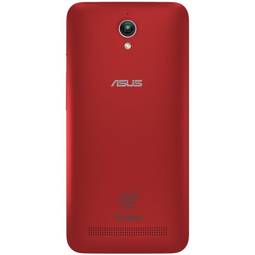 Asus Zenfone 4C ZC451CG-1C037ID - 8GB ROM - Merah