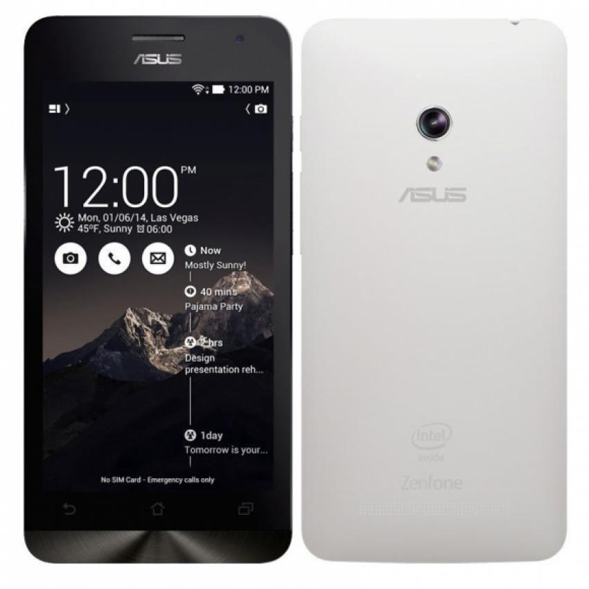 Asus Zenfone 6 - A600CG - 2GB - 16GB - Putih