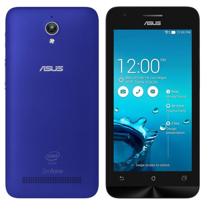 Asus Zenfone C ZC451CG - 8GB - Biru + Bonus MMC 8GB