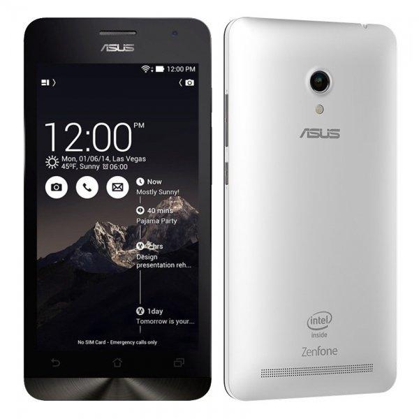 Asus Zenfone C ZC451CG - 8GB - Putih
