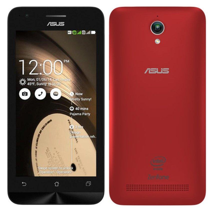 Asus Zenfone C ZC451CG - ROM 8GB - RAM 2GB - Merah