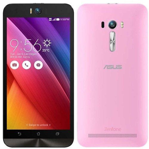 Asus - Zenfone Selfie - RAM 3GB - ROM 16GB - Pink