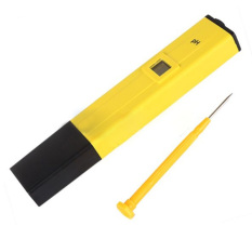 Audew LCD Digital PH Hydroponic Meter Pen Stick Measuring Tester (Intl)