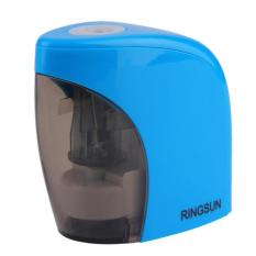 Automatic Electric Touch Switch Pencil Sharpener (Blue)