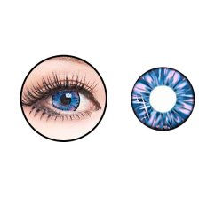 Baby Color Candy Rainbow Softlens 19.8mm - BLUE