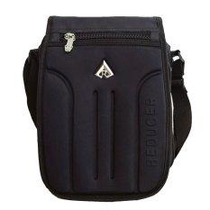 Bag & Stuff Reducer Men Satchel Bag - Hitam