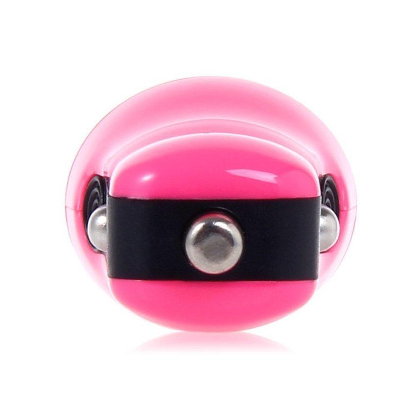 Baseus 2.1A Dual USB Car Charger (Rose Pink) (Intl)