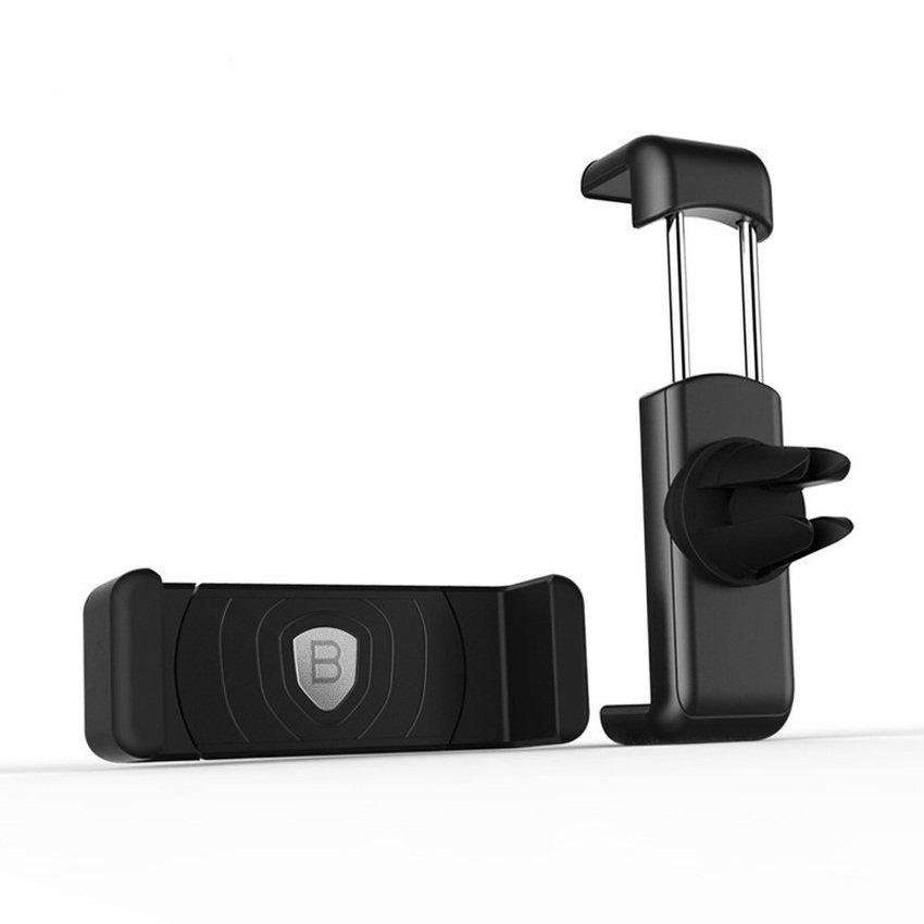 Baseus Air Vent Smartphone Holder - Hitam