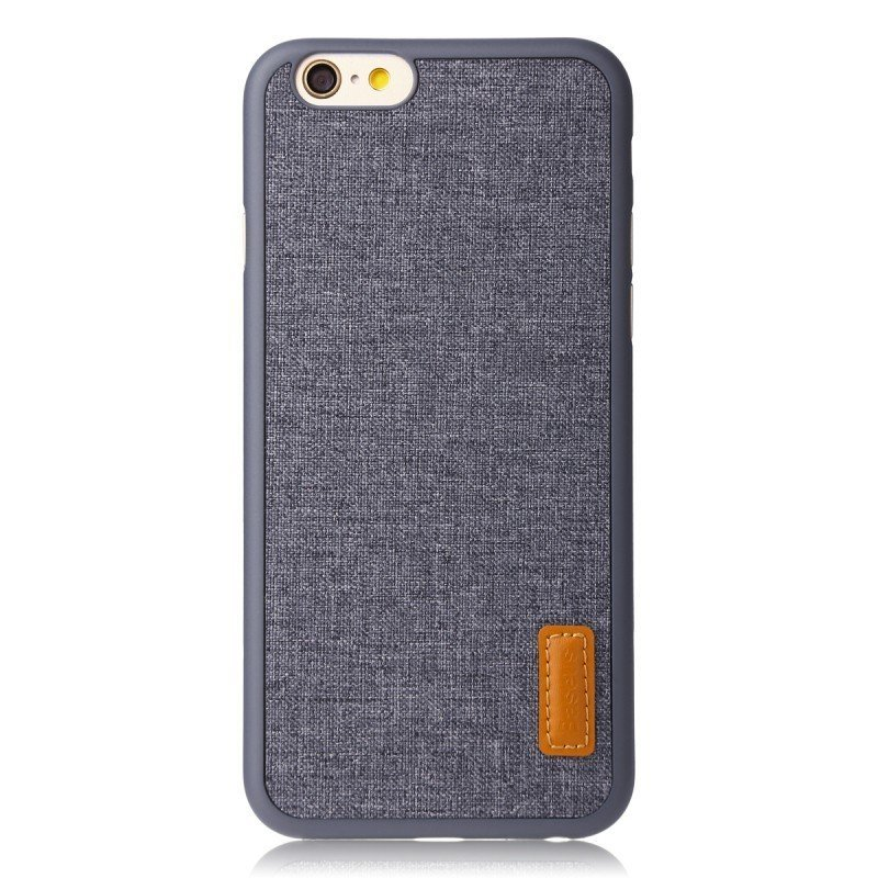 Baseus Grain Case For iPhone6/iPhone 6S - Olive Gray