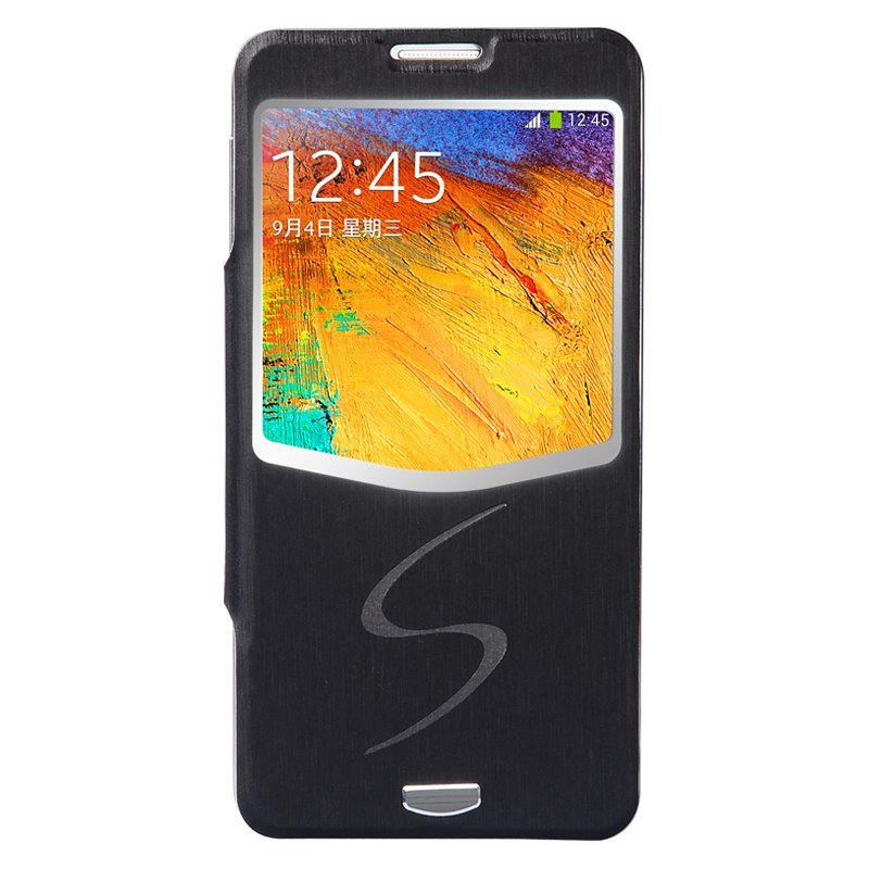 Baseus Ultrathin Folder Cover - Samsung Galaxy Note 3 - Black