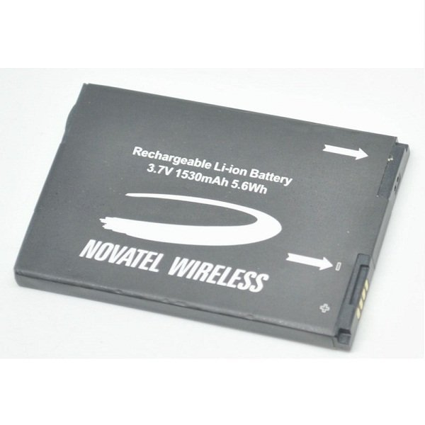 Baterai for Novatel Wireless MiFi 2352 / 2372 / 3352 / 4510 - Hitam