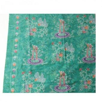 Batik Betawi Shop - Kain Batik Betawi - Motif Tugu Selamat Datang dan ...