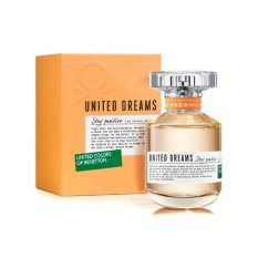 Benetton United Dreams Stay Positive EDT - 80 Ml