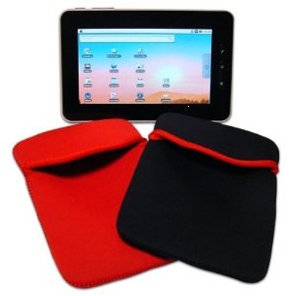 Best CT 10 Inch Neoprene Soft Case for Ipad  and Tab    Hitam