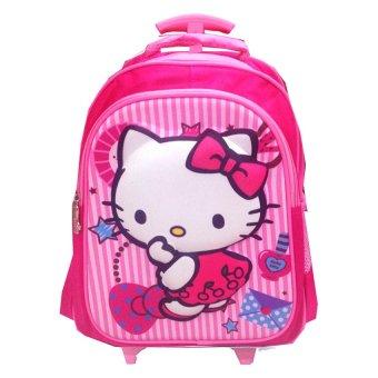 Tas Sekolah Ransel Hello Kitty Tas Anak Import Branded