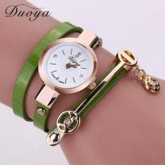 Bigskyie Luxury Rhinestone Bracelet Women Watch Ladies Quartz Watch Women Wristwatch Green Free Shipping
