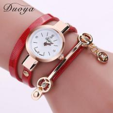 Bigskyie Luxury Rhinestone Bracelet Women Watch Ladies Quartz Watch Women Wristwatch Red Free Shipping