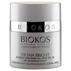 Biokos Krim Pagi Derma Bright Intensive Brightening SPF 25 - 25 g